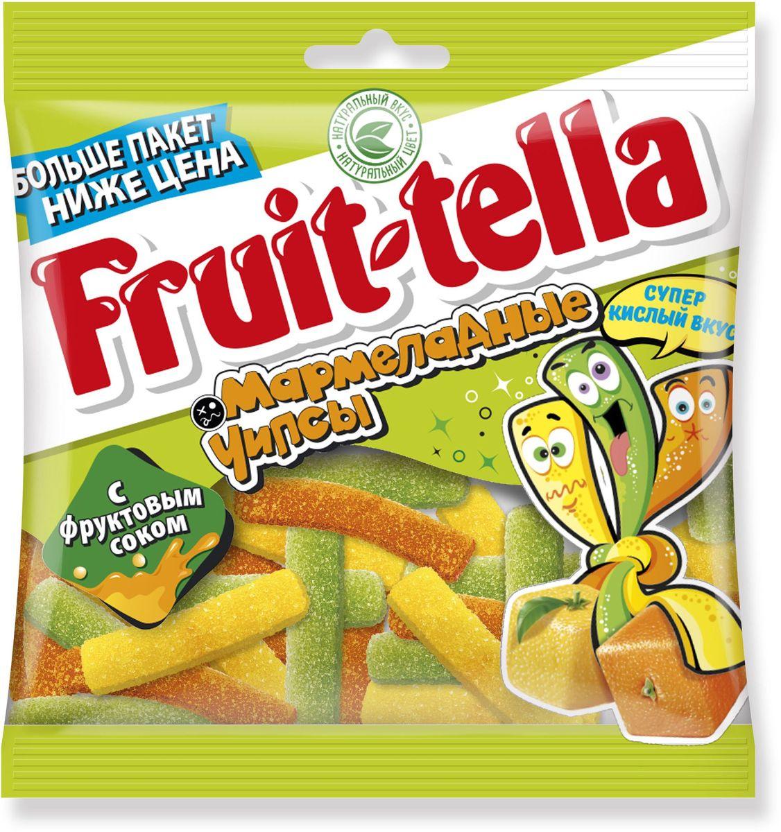 """Fruittella """"Чипсы"""" жевательный мармелад, 150 г 8253010"""