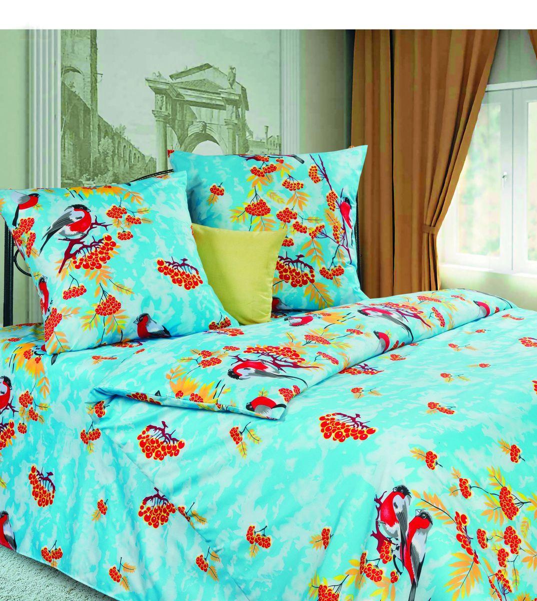 Комплект белья Guten Morgen Снегири, 2-спальный, наволочки 69х69PW-15-173-175-69Комплект постельного белья Guten Morgen Снегири, изготовленный из микрофибры (100% полиэстер), поможет вам расслабиться и подарит спокойный сон. Комплект состоит из пододеяльника, простыни и двух наволочек. Благодаря такому комплекту постельного белья вы сможете создать атмосферу уюта и комфорта в вашей спальне. Ткань микрофибра - новая технология в производстве постельного белья. Тонкие волокна, используемые в ткани, производят путем переработки полиамида и полиэстера. Такая нить не впитывает влагу, как хлопок, а пропускает ее через себя, и влага быстро испаряется. Изделие не деформируется и хорошо держит форму.