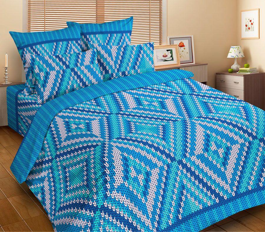 Комплект белья Guten Morgen Синий иней, 2-спальный, наволочки 69х69PW-71D-173-175-69Комплект постельного белья Guten Morgen Синий иней, изготовленный из микрофибры (100% полиэстер), поможет вам расслабиться и подарит спокойный сон. Комплект состоит из пододеяльника, простыни и двух наволочек. Благодаря такому комплекту постельного белья вы сможете создать атмосферу уюта и комфорта в вашей спальне. Ткань микрофибра - новая технология в производстве постельного белья. Тонкие волокна, используемые в ткани, производят путем переработки полиамида и полиэстера. Такая нить не впитывает влагу, как хлопок, а пропускает ее через себя, и влага быстро испаряется. Изделие не деформируется и хорошо держит форму.
