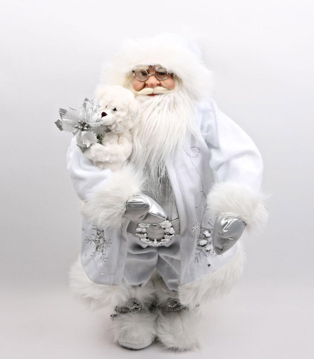 Кукла ESTRO, цвет: белый, диаметр 60 см. C21-241045C21-241045Кукла создана вручную, неповторима и оригинальна. Порадуйте своих друзей и близких этим замечательным подарком!