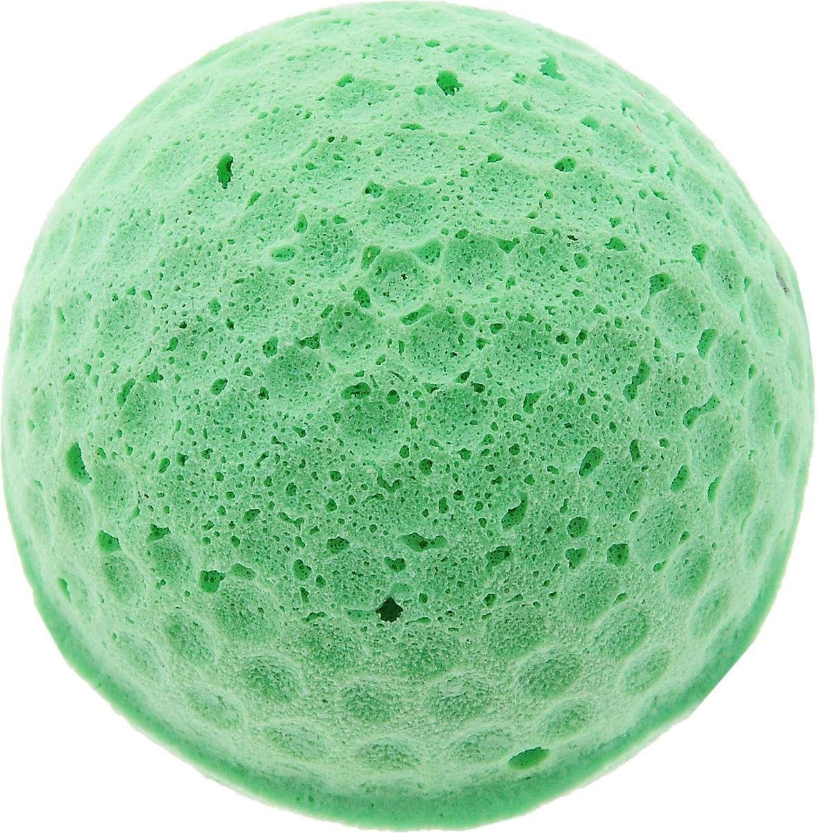 Игрушка для животных Каскад Мячик зефирный. Гольф, цвет: зеленый, диаметр 4 см27799306_зеленыйМягкая игрушка для животных Каскад Мячик зефирный. Гольф изготовлена из вспененного полимера. Такая игрушка порадует вашего любимца, а вам доставит массу приятных эмоций, ведь наблюдать за игрой всегда интересно и приятно. Диаметр игрушки: 4 см.