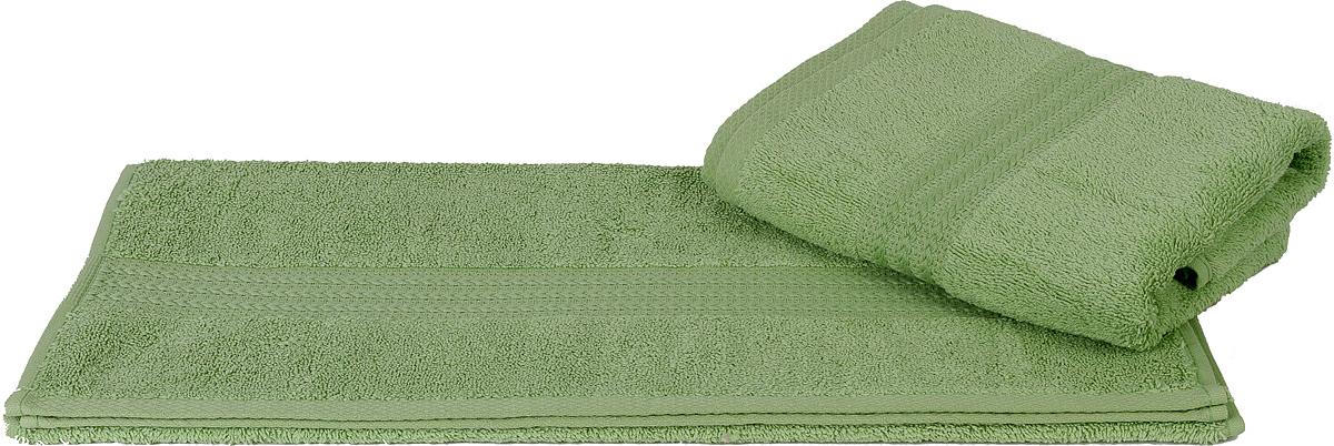 Полотенце Hobby Home Collection Rainbow, цвет: зеленый, 50 х 90 см1501000525Полотенце Hobby Home Collection Rainbow выполнено из 100% хлопка. Изделие отлично впитывает влагу, быстро сохнет, сохраняет яркость цвета и не теряет форму даже после многократных стирок. Такое полотенце очень практично и неприхотливо в уходе. А простой, но стильный дизайн полотенца позволит ему вписаться даже в классический интерьер ванной комнаты.