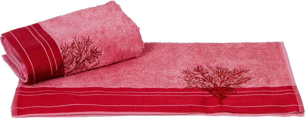 Полотенце Hobby Home Collection Infinity, цвет: светло-розовый, 50 х 90 см1501000784Полотенце Hobby Home Collection Infinity выполнено из 100% хлопка. Изделие отлично впитывает влагу, быстро сохнет, сохраняет яркость цвета и не теряет форму даже после многократных стирок. Такое полотенце очень практично и неприхотливо в уходе. А простой, но стильный дизайн полотенца позволит ему вписаться даже в классический интерьер ванной комнаты.