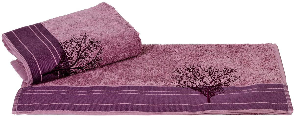 Полотенце Hobby Home Collection Infinity, цвет: фиолетовый, 50 х 90 см1501000786Полотенце Hobby Home Collection Infinity выполнено из 100% хлопка. Изделие отлично впитывает влагу, быстро сохнет, сохраняет яркость цвета и не теряет форму даже после многократных стирок. Такое полотенце очень практично и неприхотливо в уходе. А простой, но стильный дизайн полотенца позволит ему вписаться даже в классический интерьер ванной комнаты.