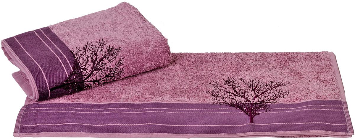 Полотенце Hobby Home Collection Infinity, цвет: фиолетовый, 70 х 140 см1501001177Полотенце Hobby Home Collection Infinity выполнено из 100% хлопка. Изделие отлично впитывает влагу, быстро сохнет, сохраняет яркость цвета и не теряет форму даже после многократных стирок. Такое полотенце очень практично и неприхотливо в уходе. А простой, но стильный дизайн полотенца позволит ему вписаться даже в классический интерьер ванной комнаты.