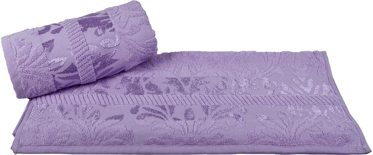Полотенце Hobby Home Collection Versal, цвет: лиловый, 50 х 90 см68/5/2Полотенце Hobby Home Collection Versal выполнено из 100% хлопка. Изделие отлично впитывает влагу, быстро сохнет, сохраняет яркость цвета и не теряет форму даже после многократных стирок. Такое полотенце очень практично и неприхотливо в уходе. А простой, но стильный дизайн полотенца позволит ему вписаться даже в классический интерьер ванной комнаты.