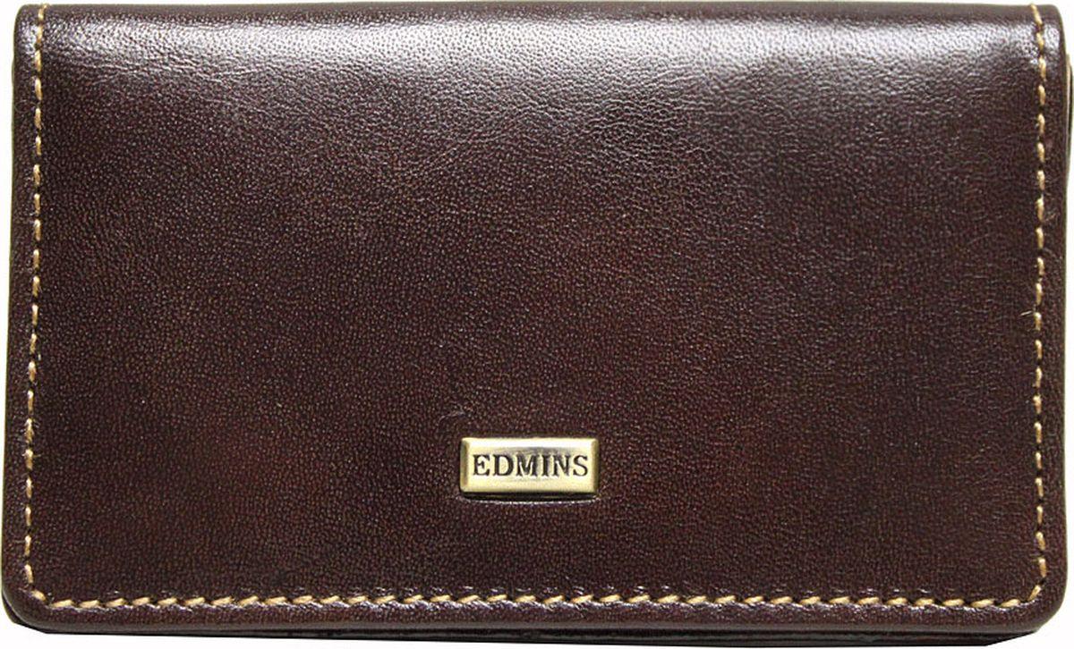 Визитница Edmins, цвет: коричневый. 2678 ML ED 2678 ML ED brown