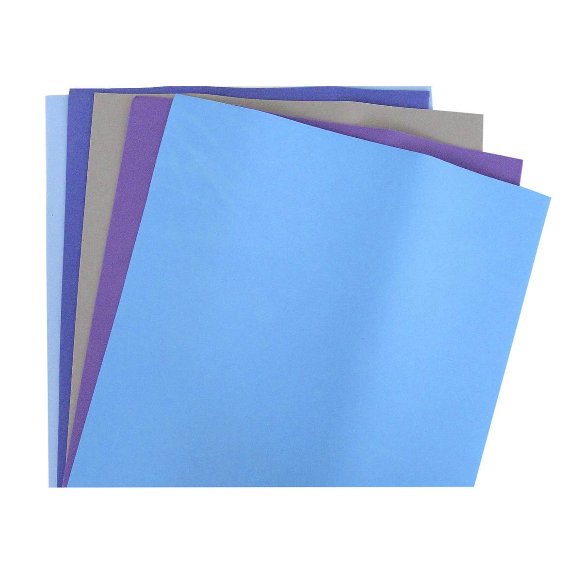 Фоамиран Астра, цвет: серо-синий, 25 х 25 см, 5 шт583540_ф-0001 серо-синийФоамиран Астра - это пластичная замша, ее можно применить для создания разнообразного вида декора: открытки, магнитики, цветы, забавные игрушки и т.д. Главная особенность материала фоамиран заключается в его способности к незначительному растяжению, которого вполне достаточно для «запоминания» изделием своей формы. На ощупь мягкая синтетическая замша очень приятна и податлива, поэтому работать с ней не составит труда даже начинающему. Размер ткани: 250 x 250 мм. В упаковке 5 штук.