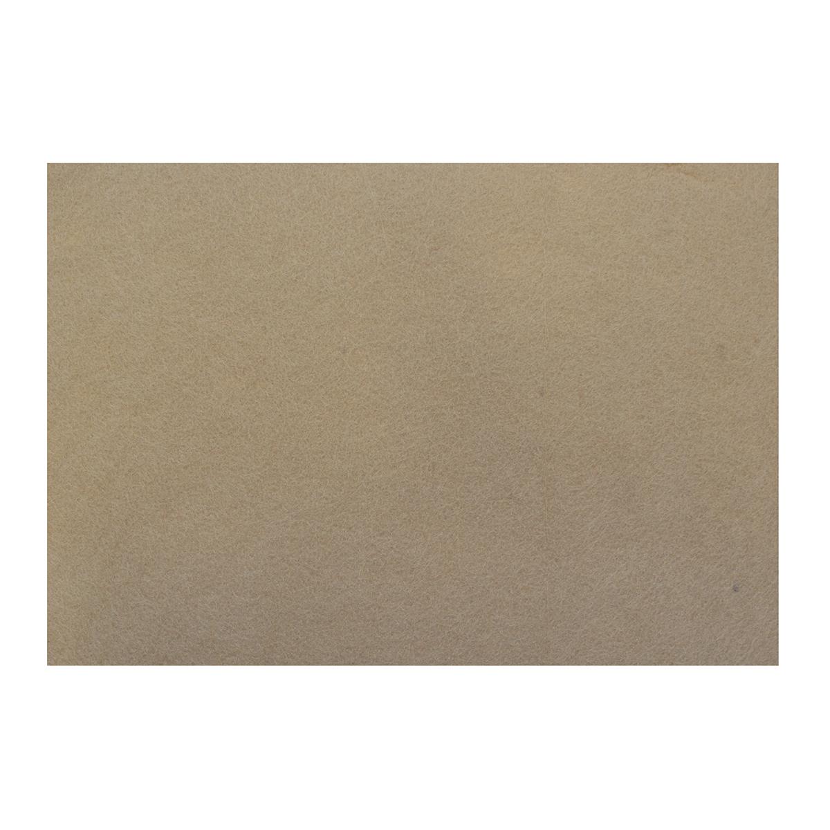 Фетр листовой Астра, цвет: бежевый, 20 х 30 см, 10 шт7708618_YF 641 бежевый
