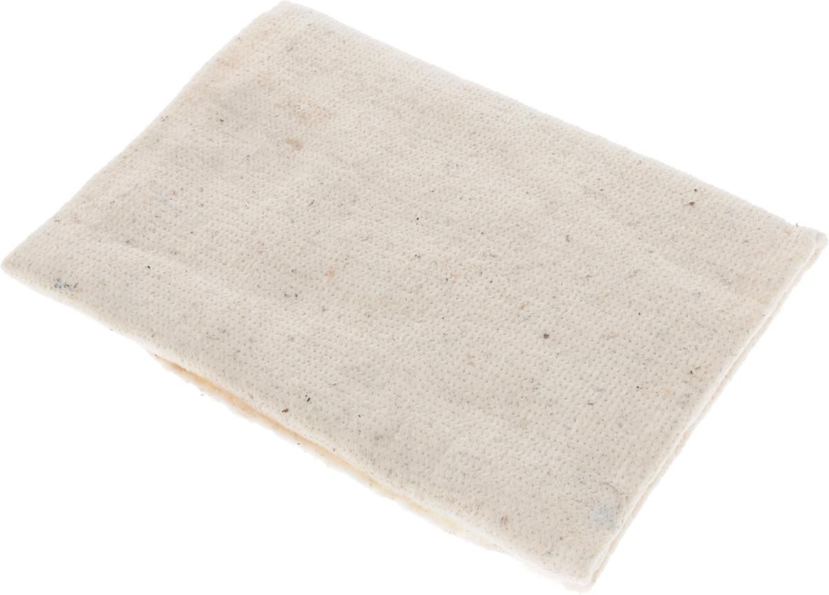 Тряпка для пола Русалочка, 60 х 80 смU110DFТряпка Русалочка выполнена из 100% хлопка и предназначена для мытья напольных покрытий из любых материалов. Эффективно очищает любую поверхность, отлично отжимается и имеет долгий срок службы. Применяется для влажной и сухой уборки.