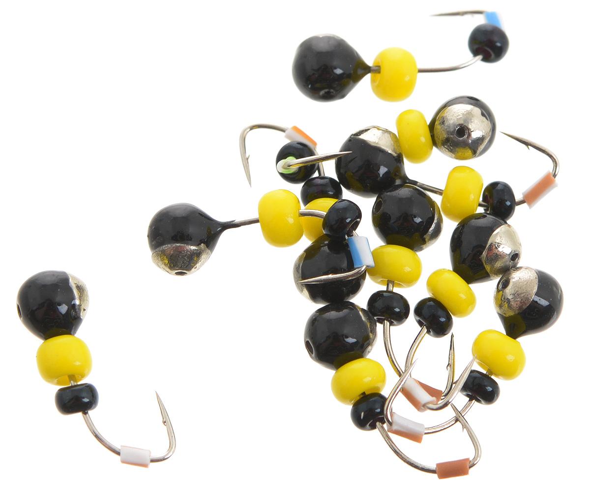 Мормышка вольфрамовая Dixxon Шар, с отверстием, с бисером, диаметр 3 мм, 0,35 г, 10 шт. 5940503/1/12Мормышка Dixxon Шар изготовлена из вольфрама и оснащена крючком. Главное достоинство вольфрамовой мормышки - большой вес при малом объеме. Эта особенность дает большие преимущества при ловле, так как позволяет быстро погрузить приманку на требуемую глубину и лучше чувствовать игру мормышки. Подходит для подледной ловли.