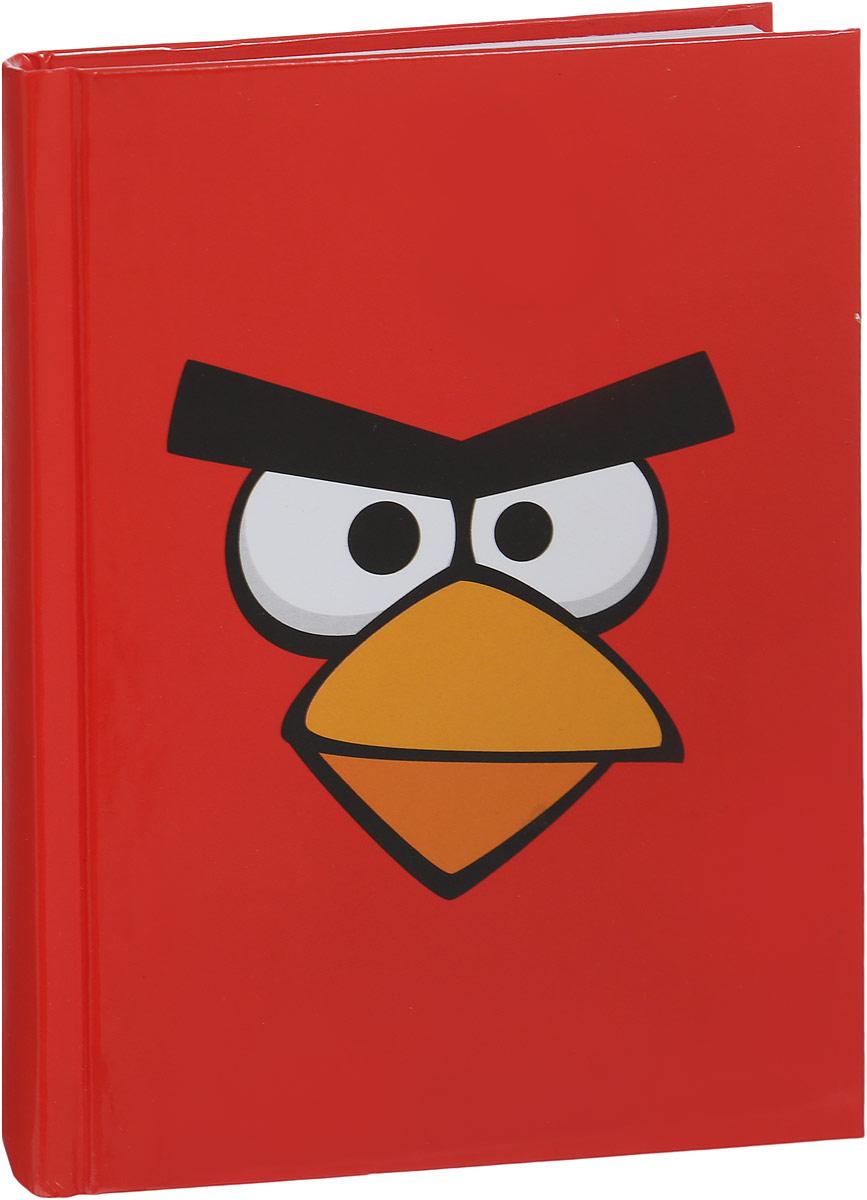 Hatber Бизнес-блокнот Angry Birds 120 листов в клетку120ББ6B1_10353Бизнес-блокнот Hatber Angry Birds - незаменимый атрибут современного человека, необходимый для рабочих и повседневных записей в офисе и дома. Обложка блокнота выполнена из плотного картона, что позволит сохранить блокнот в отличном состоянии на протяжении всего времени использования. Блокнот содержит 120 листов формата А6 с разметкой в клетку, имеет отрывные уголки. Бизнес-блокнот станет достойным аксессуаром среди ваших канцелярских принадлежностей. Такой блокнот пригодится как для деловых людей, так и для любителей записывать свои мысли, писать мемуары или делать наброски новых стихотворений.