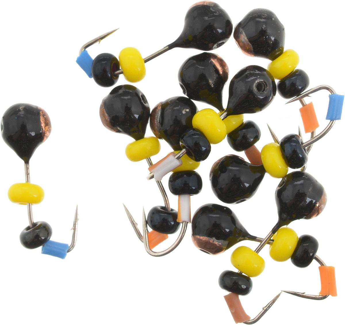 Мормышка вольфрамовая Dixxon Шар, с отверстием, с бисером, диаметр 3 мм, 0,35 г, 10 шт. 5940759407Мормышка Dixxon Шар изготовлена из вольфрама и оснащена крючком. Главное достоинство вольфрамовой мормышки - большой вес при малом объеме. Эта особенность дает большие преимущества при ловле, так как позволяет быстро погрузить приманку на требуемую глубину и лучше чувствовать игру мормышки. Подходит для подледной ловли.