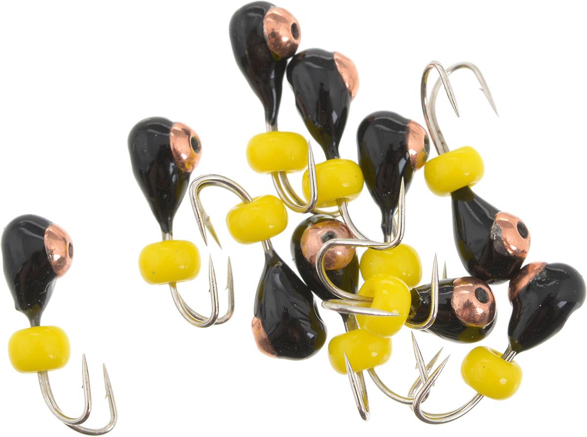 Мормышка вольфрамовая Dixxon Капля, с отверстием, с бисером, диаметр 3 мм, 0,45 г, 10 шт. 5938659386Мормышка Dixxon Капля изготовлена из вольфрама и оснащена двойным крючком. Главное достоинство вольфрамовой мормышки - большой вес при малом объеме. Эта особенность дает большие преимущества при ловле, так как позволяет быстро погрузить приманку на требуемую глубину и лучше чувствовать игру мормышки. Подходит для подледной ловли.