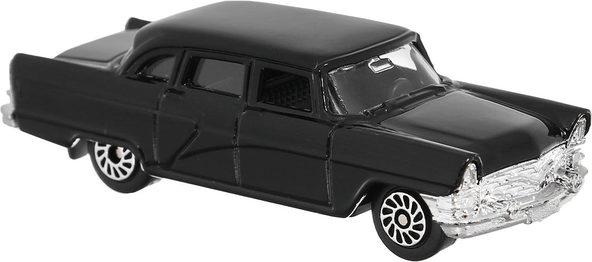 ТехноПарк Машинка ГАЗ-13 Чайка цвет черный