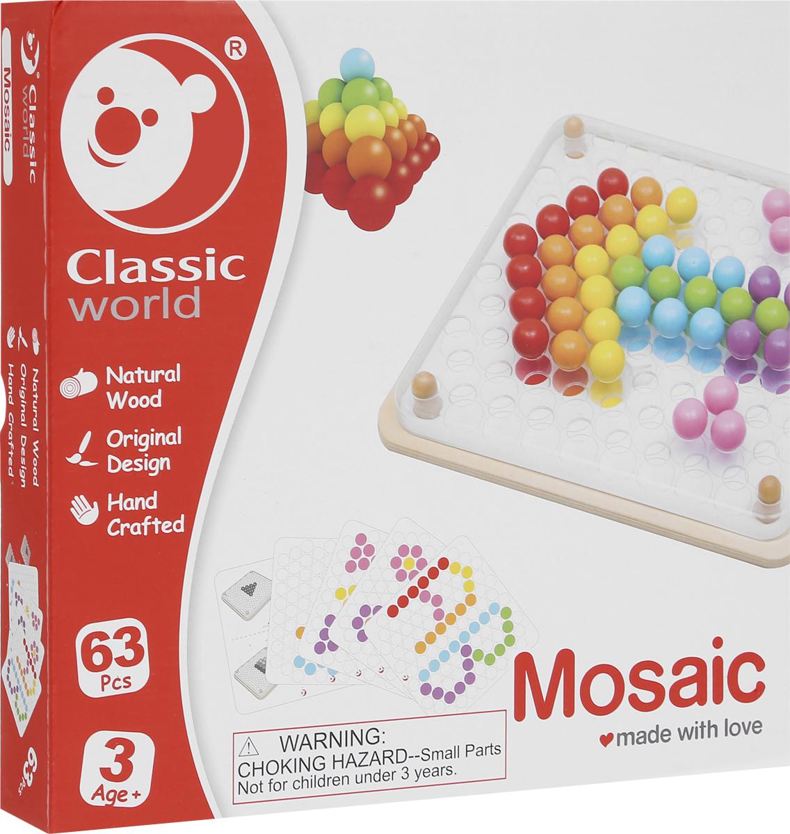 Classic World Мозаика Волшебные шарики 3597