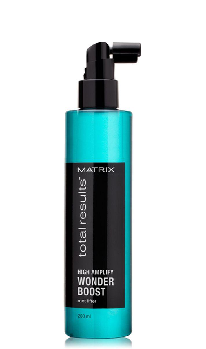 Matrix Cosmetics Matrix Total Results High Amplify Wonder Boost Root Lifter Cпрей для прикорневого объема, 250 мл P1095400