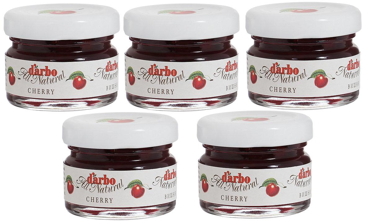 Darbo конфитюр вишня, 5 шт по 28 г24408В 1879 году Рудольф Дарбо основал предприятие, которое стало одним из самых успешных в Австрии - A. Darbo AG в Тироле. Конфитюры Darbo экспортируются более чем в 40 странах мира. По всему миру Darbo гарантирует высокое качество конфитюров, меда и компотов. Для Darbo используются только свежие фрукты и ягоды из самых лучших регионов мира. Компания покупает розовые абрикосы в Венгрии, киви - в Новой Зеландии, черную вишню - в Швейцарии, бузину - в Сирии и клюкву - в Швеции. Уважаемые клиенты! Обращаем ваше внимание, что полный перечень состава продукта представлен на дополнительном изображении.