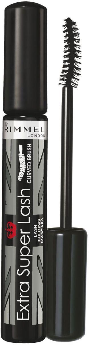 Rimmel Тушь для ресниц Extra Super Lash Curved Brush, тон № 101 (black), 8 мл34788179101Придаёт объём, удлиняет и разделяет ресницы. Специальная формула позволяет наносить несколько слоёв для получения длинных, заметных и эффектных ресниц, создавая различные типы макияжа - от естественного до яркого и выразительного.