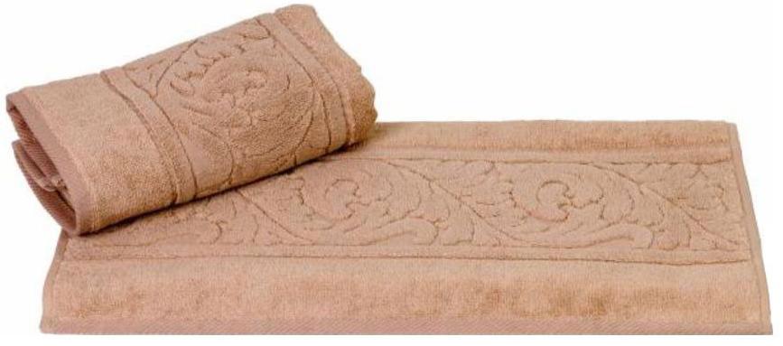 Полотенце Hobby Home Collection Sultan, цвет: бежевый, 50 х 90 см1501000583Полотенце Hobby Home Collection Sultan выполнено из 100% хлопка. Изделие отлично впитывает влагу, быстро сохнет, сохраняет яркость цвета и не теряет форму даже после многократных стирок. Такое полотенце очень практично и неприхотливо в уходе. А простой, но стильный дизайн полотенца позволит ему вписаться даже в классический интерьер ванной комнаты.