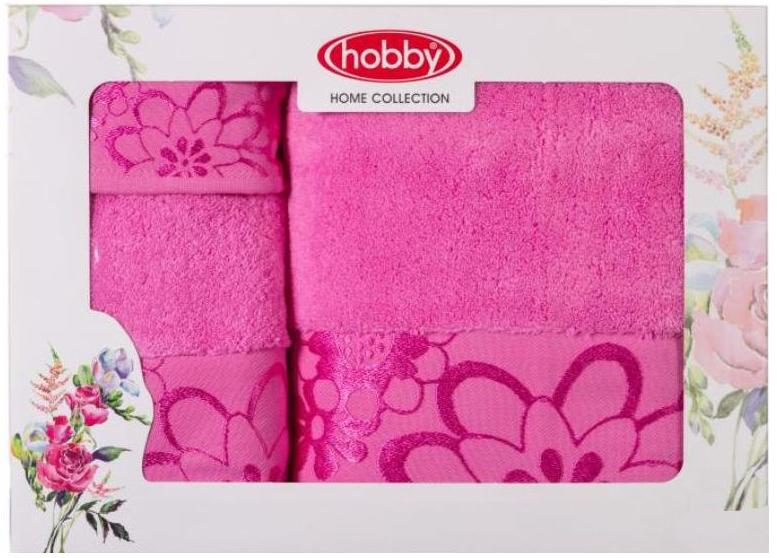 Набор полотенец Hobby Home Collection Dora, цвет: розовый, 3 шт1501001218Набор Hobby Home Collection Dora состоит из трех махровых полотенец, выполненных из натурального 100% хлопка. Изделия мягкие, отлично впитывают влагу, быстро сохнут, сохраняют яркость цвета и не теряют форму даже после многократных стирок. Полотенца Hobby Home Collection Dora очень практичны и неприхотливы в уходе. Они легко впишутся в любой интерьер благодаря своей нежной цветовой гамме.