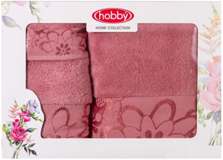 Набор полотенец Hobby Home Collection Dora, цвет: темно-розовый, 3 шт1501001220Набор Hobby Home Collection Dora состоит из трех махровых полотенец, выполненных из натурального 100% хлопка. Изделия мягкие, отлично впитывают влагу, быстро сохнут, сохраняют яркость цвета и не теряют форму даже после многократных стирок. Полотенца Hobby Home Collection Dora очень практичны и неприхотливы в уходе. Они легко впишутся в любой интерьер благодаря своей нежной цветовой гамме.