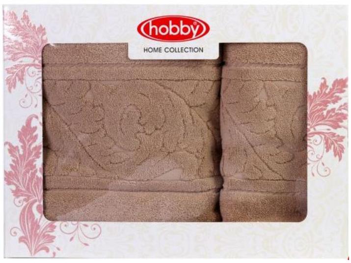 Полотенце махровое Hobby Home Collection Sultan, цвет: бежевый, 50х90 см, 70х140 см, 2 шт1501001230Полотенца марки Хобби уникальны и разрабатываются эксклюзивно для данной марки. При создании коллекции используются самые высокотехнологичные ткацкие приемы. Дизайнеры марки украшают вещи изысканным декором. Коллекция линии соответствует актуальным тенденциям, диктуемым мировыми подиумами и модой в области домашнего текстиля.