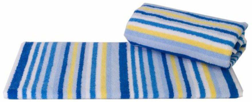 Полотенце махровое Hobby Home Collection Cizgi, цвет: голубой, 40х80 см. 15010012371501001237Полотенца марки Хобби уникальны и разрабатываются эксклюзивно для данной марки. При создании коллекции используются самые высокотехнологичные ткацкие приемы. Дизайнеры марки украшают вещи изысканным декором. Коллекция линии соответствует актуальным тенденциям, диктуемым мировыми подиумами и модой в области домашнего текстиля.