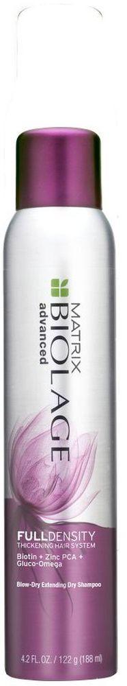 Matrix Biolage Fulldensity Сухой шампунь, 150 мл4605845001449Абсорбирует загрязнения и освежает волосыПродлевает укладкуСоздает объем