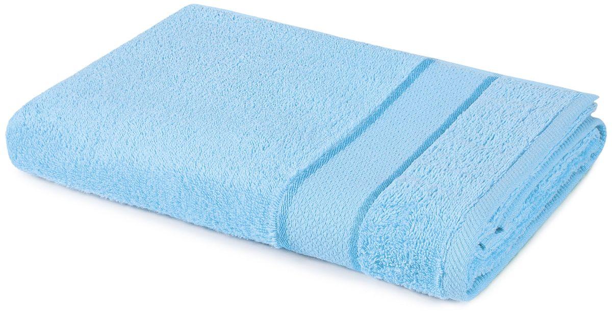 Полотенце Aquarelle Весна, цвет: светло-васильковый, 50 х 90 см531-401Махровое полотенце Aquarelle Весна - неотъемлемая часть повседневного быта, оно создает дополнительные акценты в ванной комнате. Продукция производится из высококачественных материалов.Ткань: 100% хлопок.Размер: 50 х 90 см.