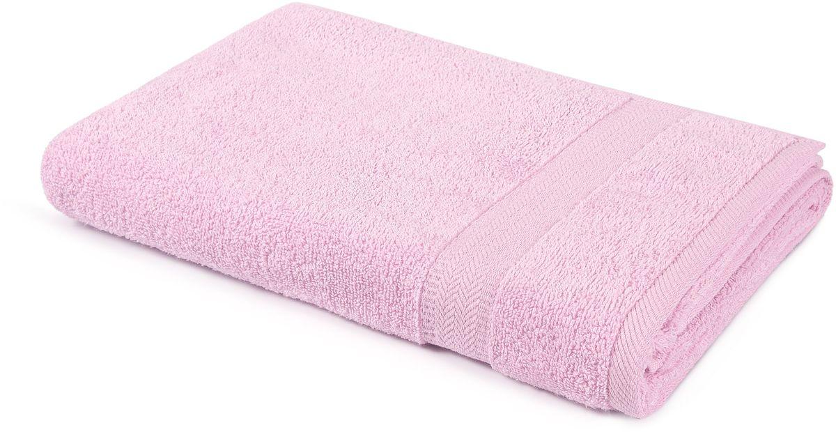 Полотенце Aquarelle Настроение, цвет: розовый, 70 х 140 см702549