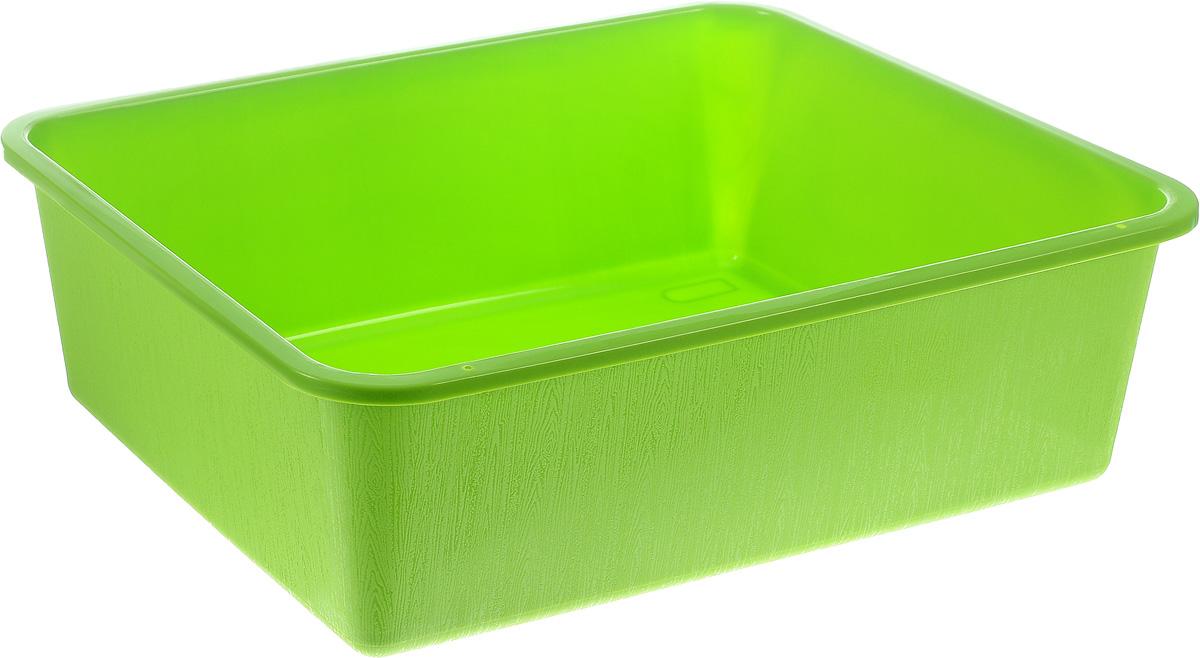 Туалет для кошек ВиСи Клозет, цвет: зеленый, 42 х 33,5 х 14 см2268Туалет для кошек ВиСи Клозет изготовлен из качественного прочного пластика. Высокий борт прекрасно предотвращает разбрасывание наполнителя. Это самый простой в употреблении предмет обихода для кошек и котов. Порадуйте своего любимца качественным изделием.