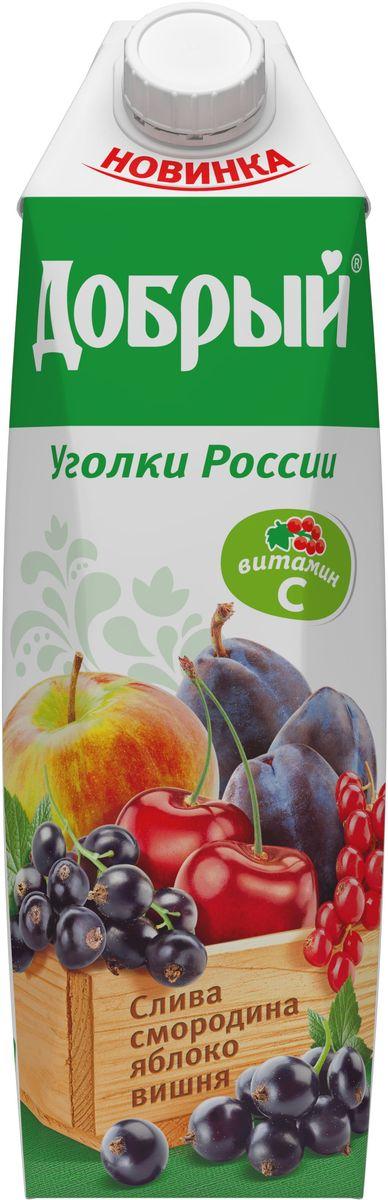 Добрый нектар из смеси фруктов и ягод, 1 л 1632001