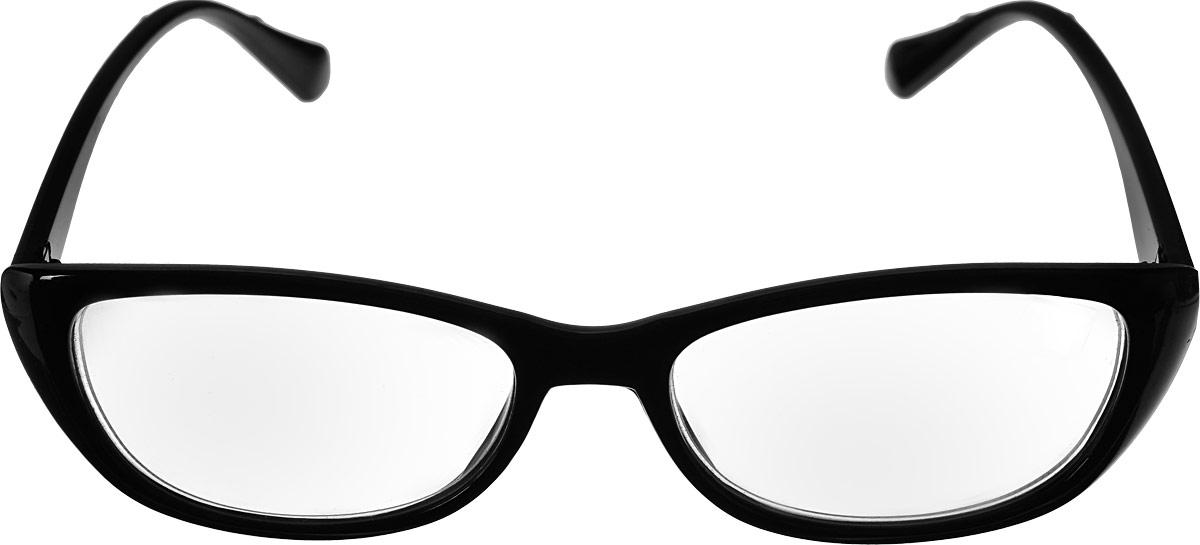 Proffi Home Очки корригирующие (для чтения) 3422 Oscar -1.00, цвет: черныйPH5791Корригирующие очки, это очки которые направлены непосредственно на коррекцию зрения. Готовые очки для чтения с минусовыми и плюсовыми диоптриями (от -2,5 до + 4,00), не требующие рецепта врача. За счет технологически упрощенной конструкции и отсутствию этапа изготовления линз по индивидуальным параметрам - экономичный готовый вариант для людей, пользующихся очками нечасто, в основном, для чтения.