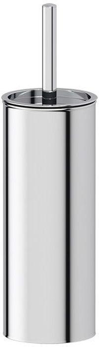 Ершик для унитаза Defesto Pro, с подставкойUP210DFЕршик для унитаза Defesto Pro имеет ручку из высококачественной нержавеющей стали и белую щетку, с жестким густым ворсом. Подставка изготовлена из нержавеющей стали.Высококачественные материалы позволят наслаждаться покупкой долгие годы. Изделие приятно дополнит интерьер вашей туалетной комнаты.