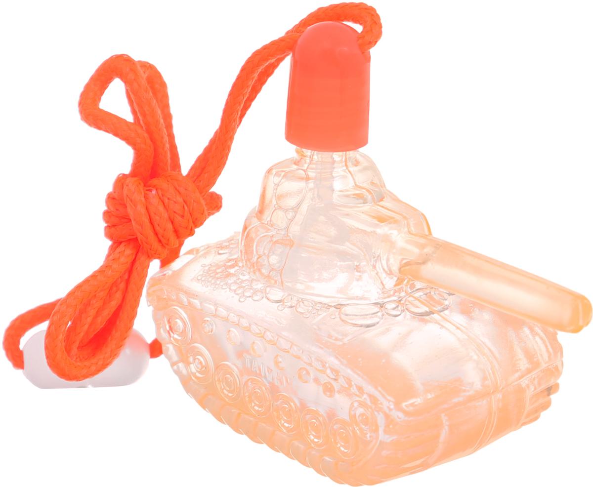 Uncle Bubble Мыльные пузыри Танк цвет оранжевый