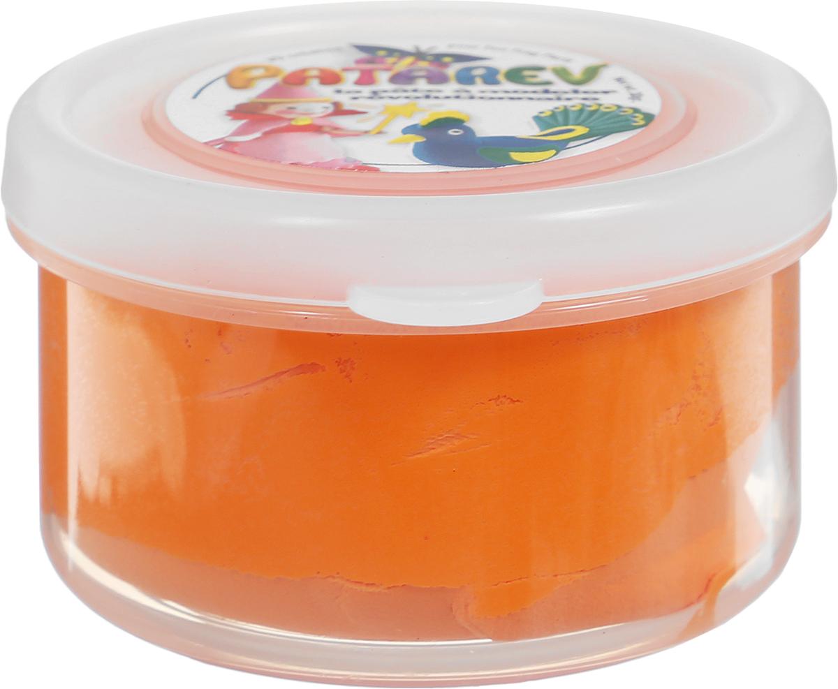 SentoSphere Пластилин Patarev цвет оранжевый72523WDПластилин SentoSphere Patarev хорошо режется фигурными ножницами, с помощью которых можно будет вырезать красивую кайму. Высохнув, пластилин не ломается. Когда пластилин высохнет, его можно раскрасить.Засохший пластилин можно вернуть в исходное состояние, намочив водой.