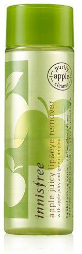 Innisfree Apple Seed Средство для снятия макияжа с экстрактом яблока, 100 млFS-00897Средство для снятия макияжа жидкой текстуры с экстрактом яблока изготовлено из органического сырья, освежает и тонизирует, делает вашу кожу гладкой. Снимает даже стойкий макияж. Эффективно удаляет омертвевшие клетки на поверхности кожи и открывает поры для эффективного и глубокого очищения.