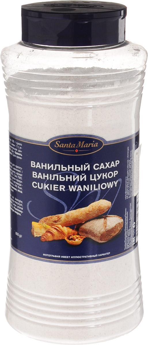 Santa Maria Ванильный сахар, 800 г17165Ванильный сахар Santa Maria для творожных сыров, выпечки, десертов, молочных и кофейных напитков.