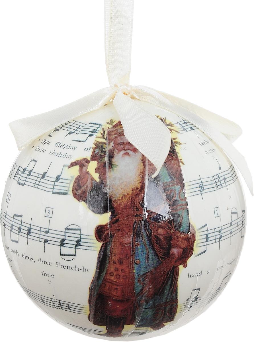 Новогоднее подвесное украшение Erich Krause Рождественская мелодия, диаметр 7,5 см4041485332732Украшений Erich Krause Рождественская мелодия прекрасно подойдет для праздничного декора новогодней ели. Изделие выполнено из пенопласта. Для удобного размещения на елке для каждого украшения предусмотрено петелька. Елочная игрушка - символ Нового года. Она несет в себе волшебство и красоту праздника. Создайте в своем доме атмосферу веселья и радости, украшая новогоднюю елку нарядными игрушками, которые будут из года в год накапливать теплоту воспоминаний. Откройте для себя удивительный мир сказок и грез. Почувствуйте волшебные минуты ожидания праздника, создайте новогоднее настроение вашим дорогим и близким. Диаметр: 7,5 см. Длина: 7,5 см.