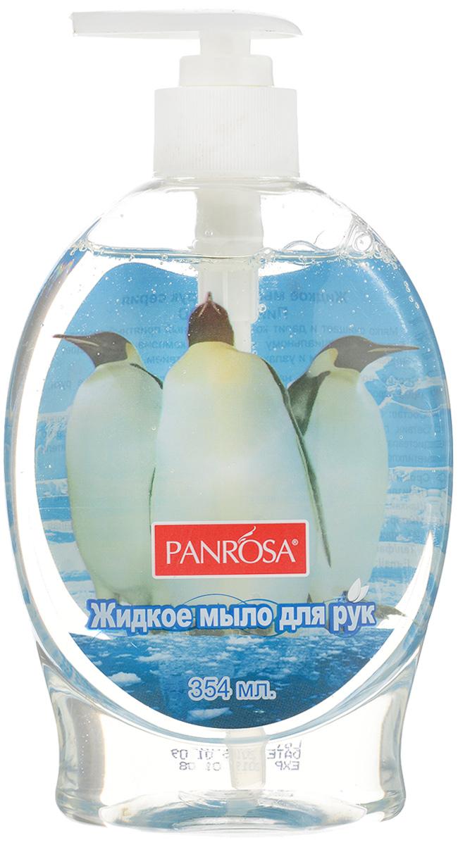 Жидкое мыло Panrosa Пингвины 3D 354млFS-00103Жидкое мыло Panrosa, мягкое очищающее средство для любого типа кожи. Обладает тонизирующим и освежающим действием . Высокое содержание активных добавок позволяет использовать средство и в холодной воде.