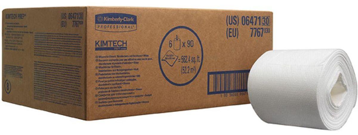 Салфетка протирочная Kimtech Wettask DS, 90 листов, 6 рулонов. 77677767Идеальное решение для очистки и дезинфекции без распыления химикатов; инфекционный контроль в лечебных заведениях; препятствует образованию плесени и бактерий. Формат поставки: 6 рулонов по 90 листов белых салфеток в малом рулоне. Заправляемая, герметичная система очистки на основе предварительно пропитанных салфеток помогает снизить затраты на растворители и дезинфицирующие средства, повышает уровень безопасности за счет предотвращения разливов. Ведро-диспенсер (арт. 7919) приобретается отдельно.