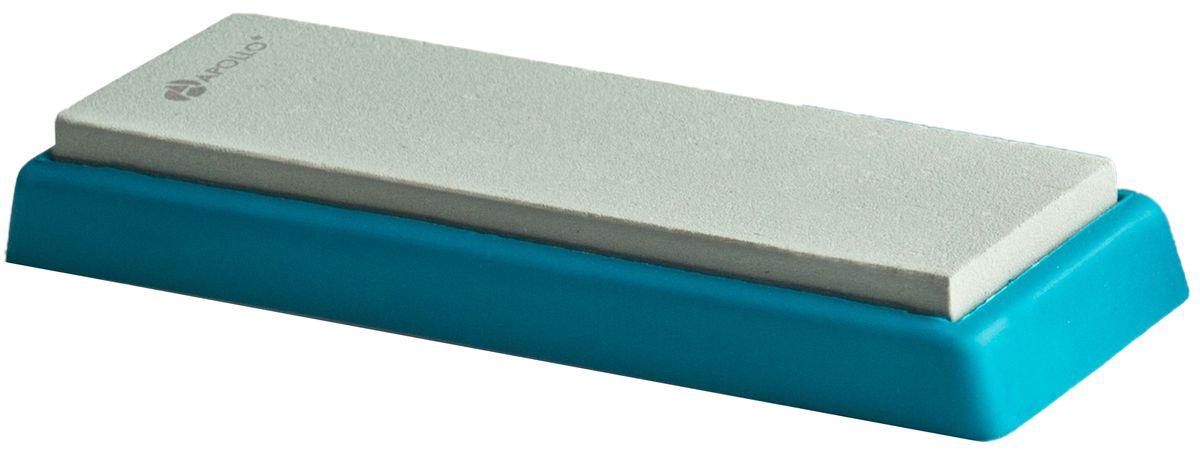 "Apollo Home & Deco Точильный камень Apollo ""Zorro"", цвет: голубой, 4 х 13 см ZRR-01"