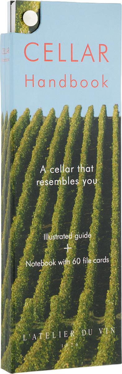 Руководство LATELIER DU VIN Мануэль дэ КавVT-1520(SR)Руководство LATELIER DU VIN Мануэль дэ Кав - компактный иллюстрированный путеводитель на английским языке. В руководстве есть материалы о погребах, дегустациях, винных терминах, виноградниках мира, винном календаре.В комплект входят 60 карточек для погреба, которые можно заполнить информацией о винах.