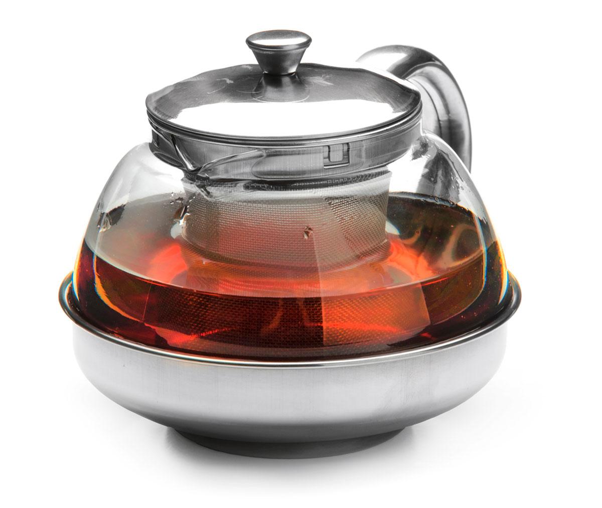 Чайник заварочный Mayer & Boch, с ситом, 600 мл. 2620326203