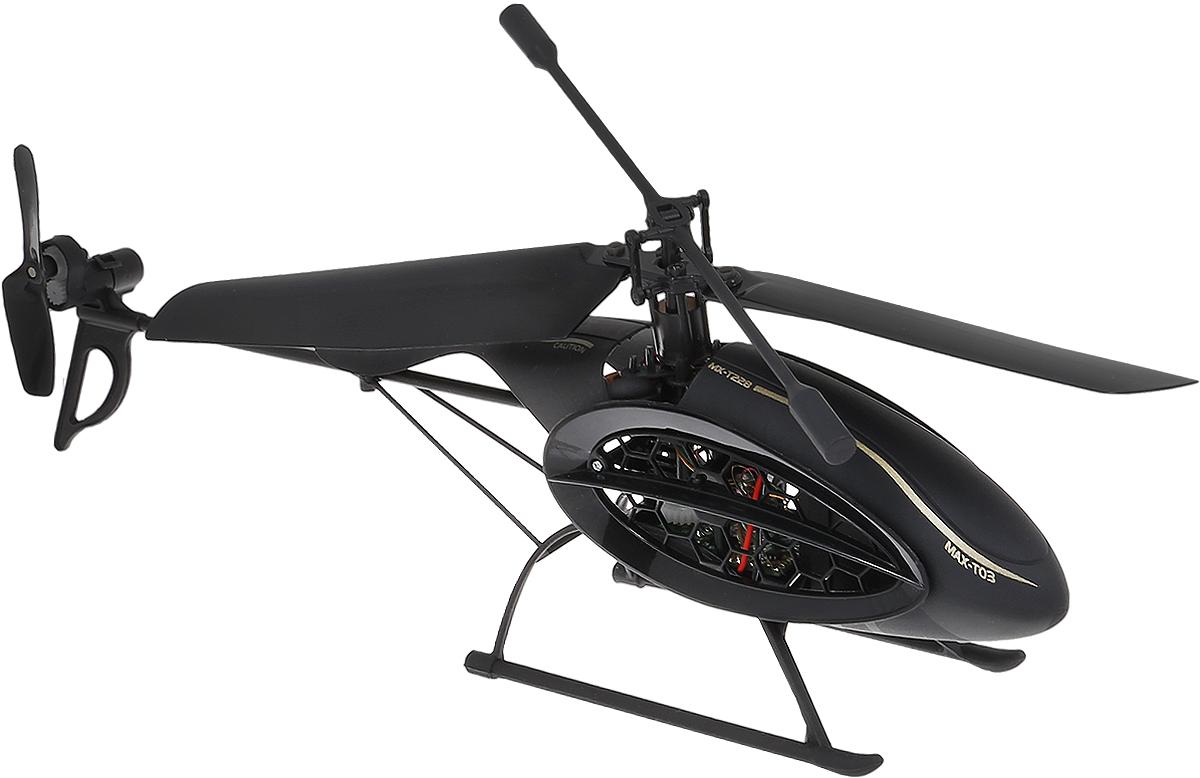 Silverlit Вертолет на инфракрасном управлении Феникс цвет черный