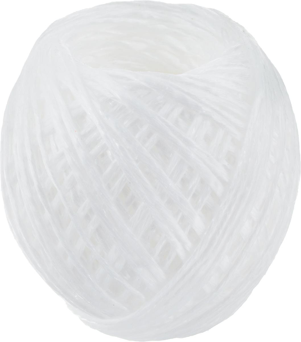 Шпагат полипропиленовый Osttex, длина 100 мшпп1100-100Шпагат Osttex - это сверхпрочная полипропиленовая веревка общего назначения, которая отличается стойкостью к температурному воздействию, истиранию и влаге. Шпагат 100% натуральный и экологически чистый. Используется для хозяйственно-бытовых целей, упаковочных и декоративных работ. Безопасен для использования с пищевыми продуктами. Длина: 100 м. Линейная плотность: 1100 текс.