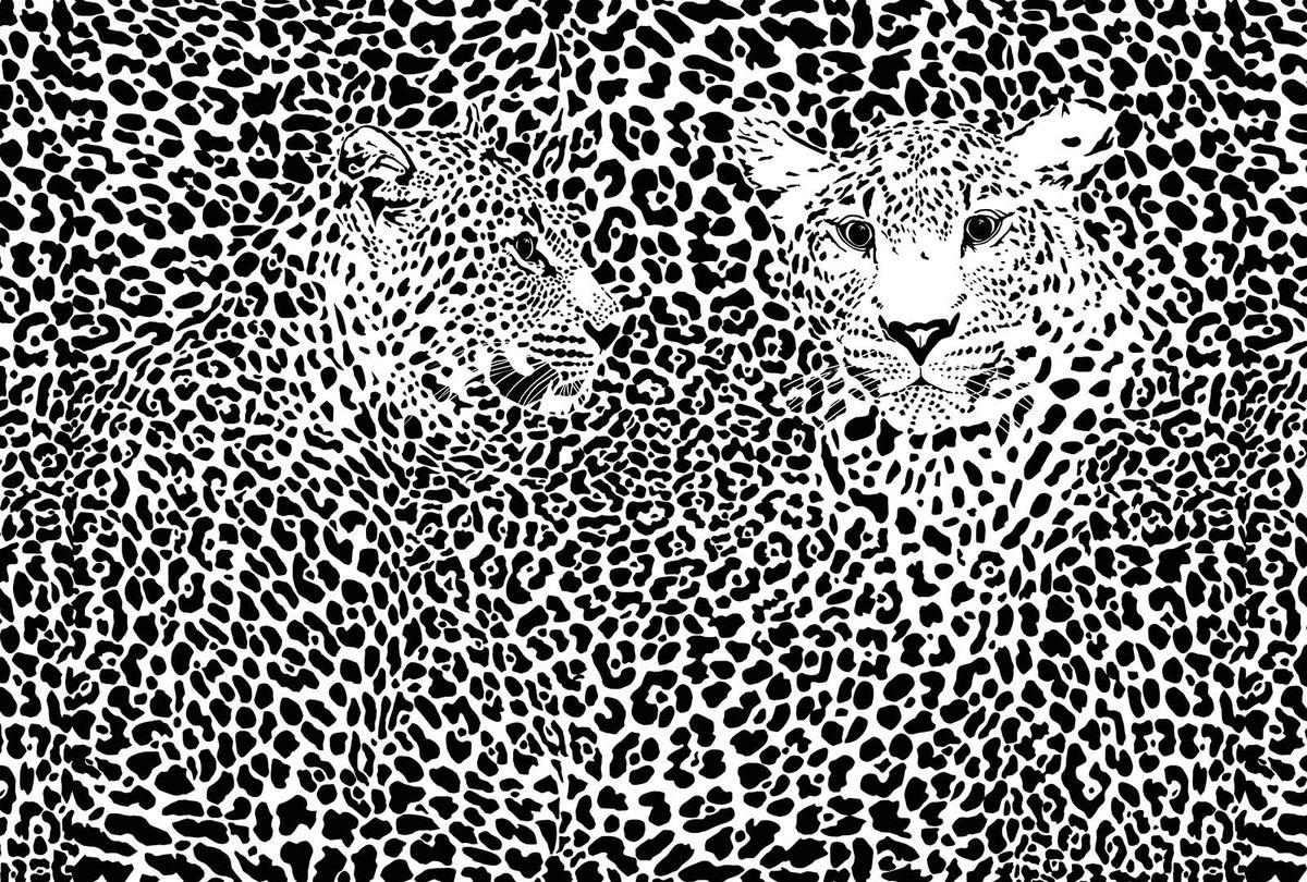 Фотообои Milan Черно-белые леопарды, 400 х 270 см. M 404m 404MILAN — дизайнерская коллекция фотообоев и фотопанно европейского качества, созданная на основе последних тенденций в мире интерьерной моды. Еще вчера эти тренды демонстрировались на подиумах столицы моды, а сегодня они нашли реализацию в декоре стен. Фотообои Милан реализуют концепцию доступности Моды для жителей больших и маленьких городов. Милан — мода для стен, доступная каждому! МОНТАЖ: Клеи QUELID MURALE, ХЕНКЕЛЬ Metylan Овалид Т и PUFAS Security GK10 . Принцип монтажа «стык в стык». Инструкция внутри упаковки.