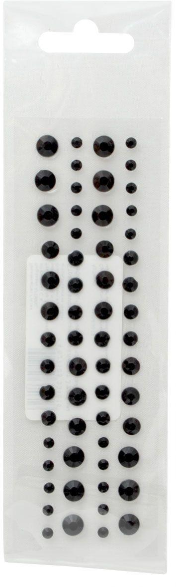 Стразы самоклеящиеся Кустарь, цвет: черный, 3-6 мм, 60 шт09840-20.000.00Самоклеящиеся стразы для скрапбукинга Кустарь, изготовленные из пластика, позволят украсить фотоальбом, скрап-странички, открытки, подарочные коробки, а также элементы одежды. Стразы оригинального и яркого дизайна круглой формы фиксируются при помощи специальной клейкой основы.Украшение стразами поможет сделать любую вещь оригинальной и неповторимой.Диаметр: 3-6 мм.