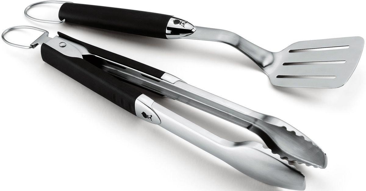 Набор инструментов для гриля Weber, портативный, 2 предмета6645